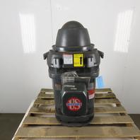 US Motors H075V23SL DT96 75Hp Vertical Electric Motor 1780RPM 365TP Frame 460V