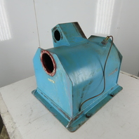 """16"""" x 20"""" x 16"""" D Lined Vibratory Cleaning Finishing Deburring Trough See Info"""