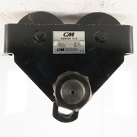 CM 2 Ton 4000Lbs. Gravity Push Pull Beam Trolley Series 633