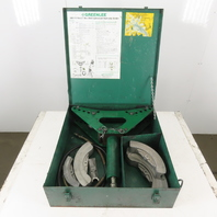 Greenlee 880 3/4 to 2 inch Hydraulic Bender Without Pump
