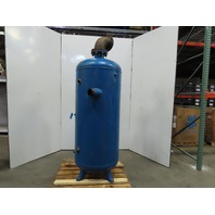 Steel 120 Gallon Vertical Compressed Air/Water Receiver Tank