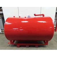 550 Gallon Above Ground Single Wall Fuel Oil Steel  Storage Tank