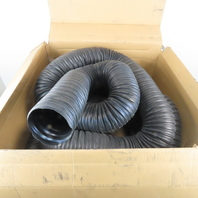 "Kanaflex Kanaduct 620WD 8"" ID x 39' General Purpose Rubber Duct & Blower Hose"