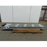 Siemens UH330AUPG 10' Buss Bar Bussway 600V 3 Phase 3 Pole 3000 AMP