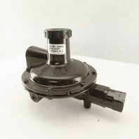 "Rago 550-06553 LV4403BHLBV0 LP Gas Regulator 2nd Stage 11"" WC"