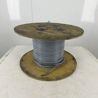 Lutze-Silflex 108361A Flexible Control Cable 18/12 PVC Jacket Unshielded 340'