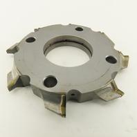 "AMG Technologies 121127-02 PCD Tipped Saw Blade 3-1/4"" OD 1-1/4"" ID Coolant Thru"