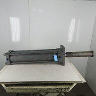 190mm Bore 730mm Stroke Double Acting Hydraulic Cylinder