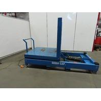 "6000lb 90° Hydraulic Die Mold Coil Heavy Load Tilter/Upender 48""x47"" 115V 1Ph"