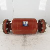 """Stoddard Silencers 87C008 Model C26-4 Compressor Silencer/Muffler 4"""" Flanged"""