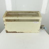 Chromalox CVEP-C-36-41-00-00 480V 1Ph 3600W Air Heater HAZLOC Hazardous Location