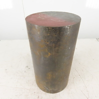 """4140 AS Hot Rolled Heat Treated Round Bar Stock  8-1/4"""" Diameter x 15"""" long"""