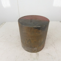 """4140 AS Hot Rolled Heat Treated Round Bar Stock  10"""" Diameter x 10-1/2"""" long"""