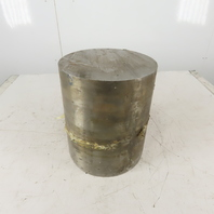 "C1018 Steel Round Bar Stock  10"" Diameter x 11"" long"