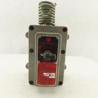 Edwin Wiegand WR-80EP Hazardous Location Thermostat 40°F to 90°F