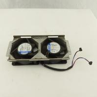 Ebmpapst 3214JN 6.5W 24V SIEMENS Inverter Cooling Fan Lot of 2