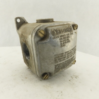 "Killark JALX-4 4""  Hazardous Location HAZLOC Electrolet Conduit Box 1-1/4"" Hub"