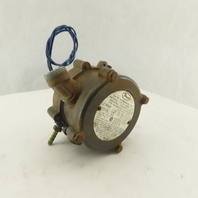 Dwyer 1950P-2-2F 125-480 VAC 35 PSI Explosion Proof Pressure Switch