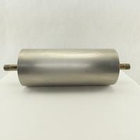 "5.850"" OD 14"" Face Stainless Steel Conveyor Drum Roller Pulley W/Bearings"