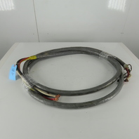 18' 2/3 W/G Stranded Copper Industrial Grade Bus Drop Cable Gray PVC Jacket 600V