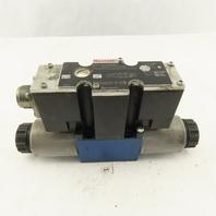 Rexroth R900900987 4WRAE6W30-23/G24N9K31/A1V Hydraulic Control Valve