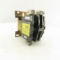 P&H 479U82D2 Definite Purpose 30A 3 Pole Relay Contactor 480V Coil