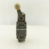 Square D 802T-  A Series D Limit Switch W/Rocker Arm