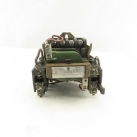 General Electric CR106C00BAA Size 1 Magnetic Contactor 3 Pole 600V 27A 120V Coil