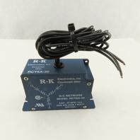 RK Electronics RCY60A-30 480V 3P Noise Suppressor Network Filter
