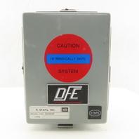 Stahl S806NF 9001/01-158-390-10 Intrinsically Safe Safety Barrier Control