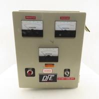 Dover Flexo TI-5 Web Tension Monitor Control  120V