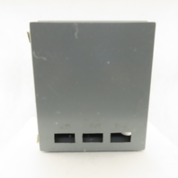 """Hoffman A-1614CH 16"""" x 14"""" x 6"""" Type 12 Electrical Enclosure"""