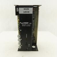Extron 113-031000120 Snap-Pac 115VAC 1Ph Input 1/4Hp 90VDC DC Drive