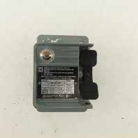 Square D 2510 KW2C 600V 30A 10Hp MAX Manual Motor Starter Switch Box
