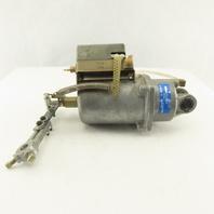 Johnson Controls  D-3073-4 Pneumatic Piston Damper Actuator 8-13PSI Spring
