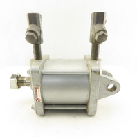 """Shedder 4C20C3 4"""" Bore 3"""" Stroke Double Acting 1"""" Rod Tie Rod Air Cylinder"""