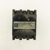 General Electric CR353EG3DA1 600V 75 FLA 2 Or 3 Pole Contactor Relay 120V Coil