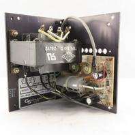 Sola 83-24-225-2 120V Primary 24VDC Secondary Regulated Power Supply 50-400Hz