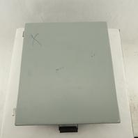 "Hammond 1414PH06 16 x 14 x 6"" Type 12 Electrical Enclosure"