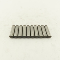12mm X 45mm Hardened Steel Dowel Pin Lot Of 10