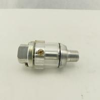 "Universal Tool UTA85830 1/4"" Inline Pneumatic Tool Automatic Oiler Lubricator"