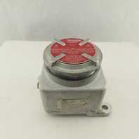 Scott 40012400 18-28.5VDC Gas Detection System Transmitter In HAZLOC Enclosure