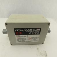Brooks Model 7940 115V Optical Sensor Alarm