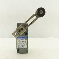 Honeywell LSN1A Limit Switch W/Arm 600V 10A