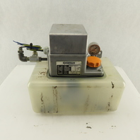 Showa LCB4 8210 200V Lubrication Pump 6 Liter Reservoir 1.2MPa