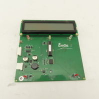 Enersys X1060-06-WHFD-S Rev B Forklift Battery Charger Display Board