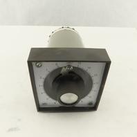 SCT 3-0305E021B10PX Analog 0-15 Hour Timer 240V 60Hz