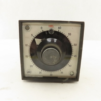 SCT 309E 023 B 04 PX Analog 0-60 Hour Timer  240V 60Hz