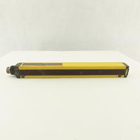 Banner MSE1224Y Mini-Screen Safety Light Curtain Emitter Transmitter Sensor