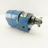 Norton AX-1440 Hydraulic Tool Dressing Motor 20mm Arbor